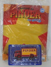 ALTAYA 1/50 - PART 26 - PINDER JEAN RICHARD - SIMCA CARGO FOURGON