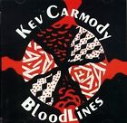KEV CARMODY - Bloodlines CD BRAND NEW!