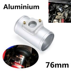 Air Flow Sensor Adapter For Toyota Mazda 3 6 Subaru Suzuki Air Intake Meter 76mm