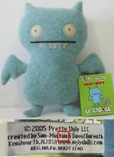 """SDCC 2005 SNEAK PREVIEW """"ICE-BAT"""" Little Ugly UGLYDOLL! RARE """"MISSPELLER"""" Tag!"""