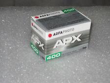 1 Agfa APX 400 SW película 135 - 36 frescos OVP! Klein película de imagen