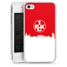 Apple iPhone 4s Handyhülle Hülle Case - Skyline FCK