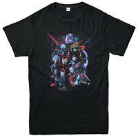 Avengers T-Shirt, Superhero Thor Thanos Ironman Marvel Comics Adult & Kids Top