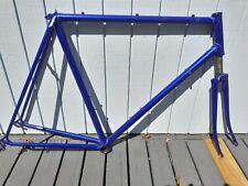 Handmade Columbus Steel Road bicycle frame 57cm c-c United Bicycle Institute #1