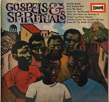 "THE PENNSYLVANIA GOSPEL GROUP / PEARLS OF JOY ""GOSPELS & SPIRITUALS"" LP"