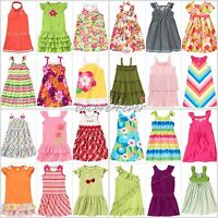 NWT GYMBOREE Kids Girl Spring Summer Sun Dress Ship Fast