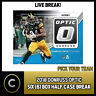2018 DONRUSS OPTIC FOOTBALL 6 BOX (HALF CASE) BREAK #F165 - PICK YOUR TEAM -