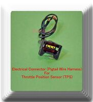 Pigtail Electrical Connector For Throttle Position Sensor TH101 Fits BMW