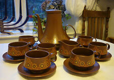 Carlton Ware Retro Coffee Set serves 6