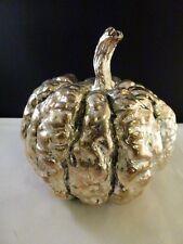 Harvest Pumpkin Department Dept. 56 Figurine Gourd Decorative Item