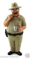American Diorama 1/24 SMOKEY Sheriff / Police Figure - Great For Your Diorama