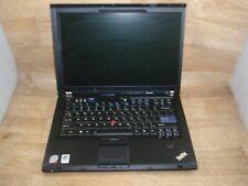 "Lenovo T400 14"" Laptop 2.4GHz Core 2 Duo 2GB RAM (Grade C)"