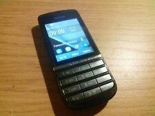 Nokia Asha 300 - Graphite (Unlocked)