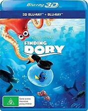 Finding Dory 3D & 2D Blu-ray, Brand New & sealed Disney Pixar