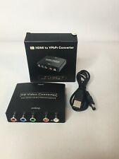 HDMI To Component YPbPr Video Converter High Definition Multimediainterface