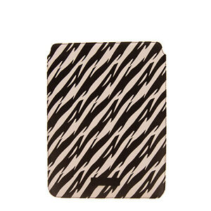 RRP €270 DSQUARED2 Leather Tablet Sleeve Universal Tiger Made in Italy