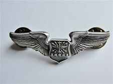 Vintage US ARMY AIR FORCES AIR CREW, 2 inches-Wings PIN.
