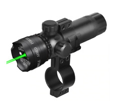 Tactical Laser Pointer Mount Green Red Dot Laser Sight Rifle Hunting Scope 20mm