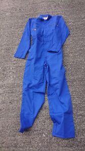 Dickies Ladies Or Mens Royal Blue Colour Boilersuit Or Overalls.