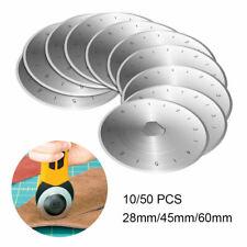 20stk Rollschneider Ersatzklingen Schneidmesser Rotary Cutter Blades 45mm