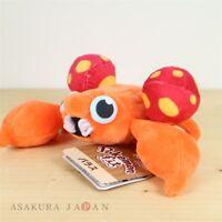 Pokemon Center Original Pokemon fit Mini Plush #46 Paras doll Toy Japan