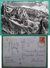 Dolomiti - Gruppo Popera - Strada degli Alpini 1957