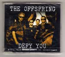 THE OFFSPRING Cd Maxi DEFY YOU 4 tracks 2002 Sealed /16