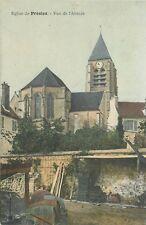 presles vue de l'abbaye
