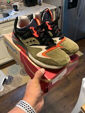 UBIQ x Saucony Grid 9000 Dirty Martini Olive Green S70131-1 Men's Size 10.5