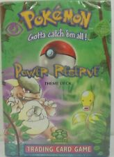Pokemon Trading Card Game Power Reserve Theme Deck