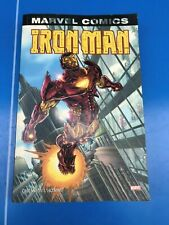 MARVEL Monster Edition COMICS - IRON MAN Volume 1 - chasse à l'homme PANINI BE+