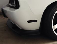 08-14 Challenger Front & Rear Side Marker PreCut Smoke Vinyl Tint Overlays