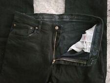 Wrangler Mens Black Jeans, 34x34
