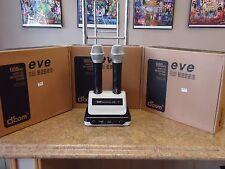 D'Com Eve wireless microphone system