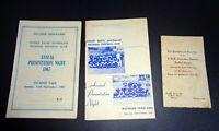 Sydney Naval Australian National Football Club Presentation Night 1965 1967 AFL