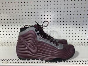 Nike ACG Lunardome Mens Athletic Waterproof Sneakerboots Size 11 Burgundy