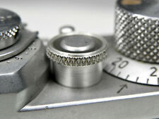 Leica Shutter Release Collar for SM IIIC & IIIF #2 .......... Minty