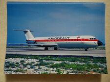 SWISSAIR   BAC 111-501EX   G-AWYS     / collection vilain N° 1160
