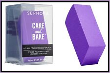 SEPHORA Cake and Bake by Vera Mona Liquid and Powder Makeup Sponge NIB