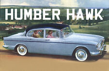 Humber Hawk Carpet Set  + other car makes