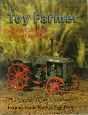 1988 Toy Farmer Magazine: August - English Cottage/The Vindex Story Continues