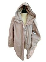 Old Navy Women's Water-Resistant Hooded Jacket for Women Size M - NWT