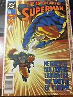 The Adventures of Superman #506 DC Comics 1993