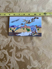 Official Looney Tunes Post Cards 20 w/ .33 Us Stamps in Sealed Booklet