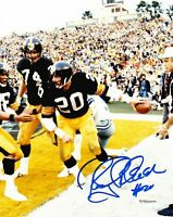 Pittsburgh Steelers Rocky Bleier Autographed Signed 8x10 Photo - TSE Auth