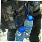 Camping Carabiner Water Bottle Waist Hook Buckle Holder Clip Climbing Equipment