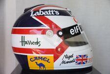 NIGEL MANSELL 1992 WORLD CHAMPION  F1 REPLICA HELMET HELM FULL SIZE