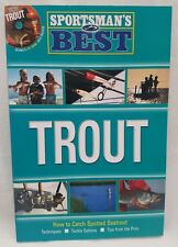 Sportsman's Best Trout Fishing Book and DVD Combo Catch Seatrout Pro Tips