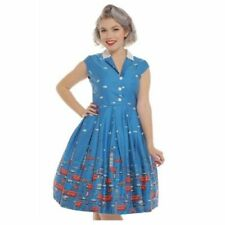 Any Occasion Sleeveless Dresses for Women's 1950s