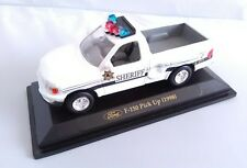 Lo sceriffo-FORD F-150 PICK UP 1998 SCALA 1:43 DIE-CAST IN SCATOLA